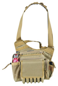 G. Outdoors Large Rapid Deployment Pack Tan