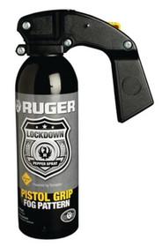 Ruger Lockdown Fog Pattern Pistol Grip, 16 Ounce