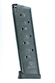ARMSCOR Pistol Magazine for .45 ACP 8rd Stainless Steel