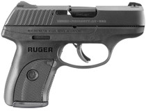 "Ruger LC9S Standard 9mm 3.12"" Barrel 3-Dot Black Polymer Grip 7rd Mag"