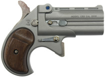 "Cobra Derringer 9MM 2.75"" Barrel, Satin Finish, Rosewood Grips#2"