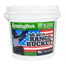 Remington UMC Range Bucket 45 ACP 230 Gr Metal Case (FMJ)