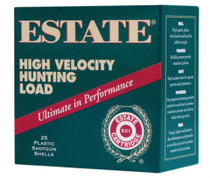"Estate Cartridge High Velocity 28 Ga, 2 3/4"", 1295 FPS, 3/4oz, 6 Shot, 250rd/Case (10 Boxes of 25rd)"