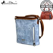 Montana West Aztec Collection Concealed Handgun Crossbody Bag