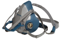 Peltor 3M Rugged Comfort 6500 Series Half Facepiece Reusable Respirator Size Medium