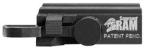 Samson Quick Release Mount For RAM Quick Release Style Black Finish