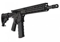 """ATI Omni Hybrid Maxx P3 AR-15 .223/5.56, 16"""" Barrel, 6-Pos. Stock, Black Nitride Finish, 30rd Mag"""