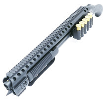 Black Aces Shockwave Qual Rail Side Shell Holder for Mossberg #2