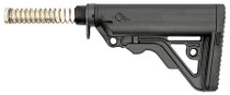 Rock River Arms Operator Rifle Stock, Polymer, Mil-Spec, Black