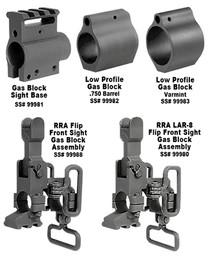 Rock River Arms Low Profile Gas Block Varmint/Bull Barrel Low Prof