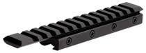 Sun Optics Rail Adapter For 11mm to Picatinny Black Finish