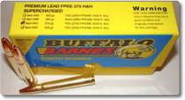 Buffalo Bore Ammo Supercharged 375 H&H Mag Barnes TSX 270gr 20Box/12Case#2