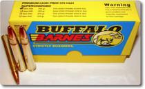 Buffalo Bore Ammo Premium 375 H&H Mag Barnes TSX Boat Tail 300GR 20Bx/12Cs