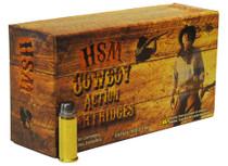 HSM .45 Scho, 200 Gr, RNFP, 50rd/Box