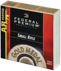 Federal Premium Small Rifle Primers, 1000/Box