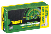 Remington Target .38 Short Colt 125 Grain Lead Round Nose