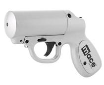 Mace Pepper Gun, Silver Color