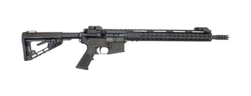 "Black Ice Armory Standard AR-15, .223 Wylde, 16"", 15"" Keymod Handguard, 30rd"
