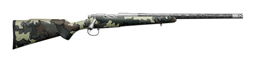 "Remington The Ultimate Sheep Rifle 6.5 Creedmoor 20"" Carbon Barrel W/Brake, KUIU Camo, Custom Shop"