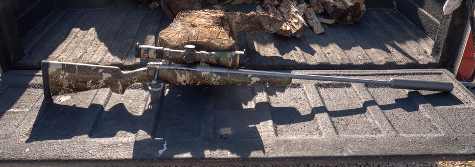 Kimber 8400 Subalpine - The Ultimate Backpack Hunting Rifle