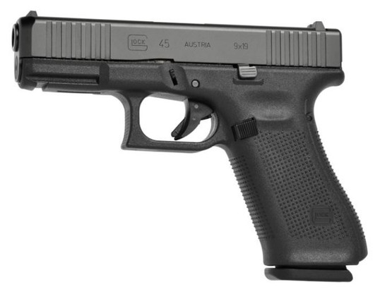 Introducing The New Glock G45 Compact High Cap 9mm