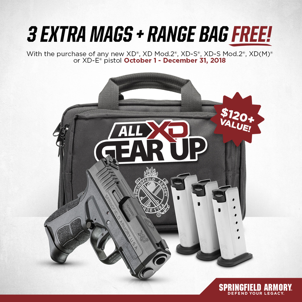 Springfield Armory Gear Up 2018