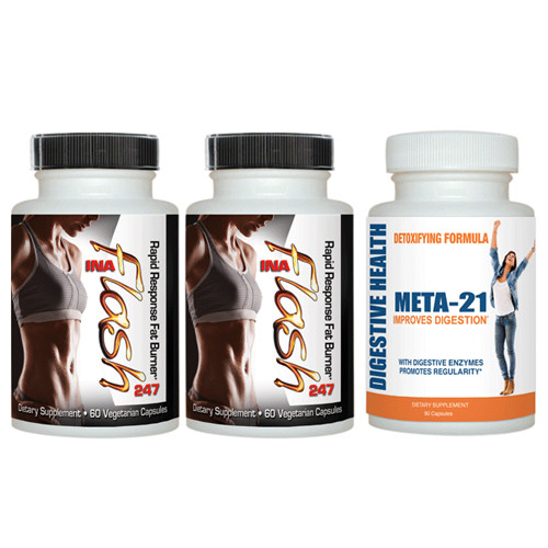 Best Fat Burner Ever? See For Yourself! TG-2000 and META-21