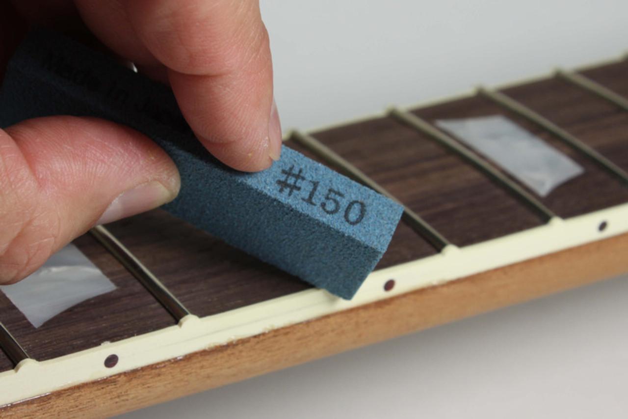 guitar fret polishing erasers 150 coarse grit set of 2 philadelphia luthier tools supplies llc. Black Bedroom Furniture Sets. Home Design Ideas