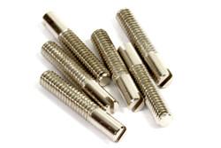 Mini Humbucker Pole Screw - Nickel - Qty 6