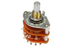 5 Position Rotary Guitar Switch