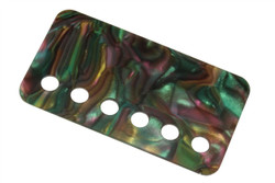 Abalonoid Inserts for open pickup covers