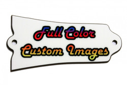 Full Color Gibson® truss rod cover