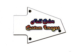 Custom Personalized Truss Rod Cover w/ your picture or logo for Ibanez RG non-Japan guitars