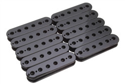 50mm Screw Side Humbucker Pickup bobbin - black