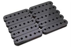 50mm Slug Side Humbucker Pickup bobbin - black