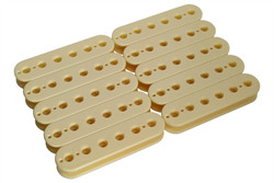 53mm Screw Side Humbucker Pickup  Bobbin - Cream