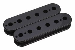 53mm Slug Side Humbucker Pickup  Bobbin - Black