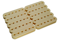 53mm Slug Side Humbucker Pickup  Bobbin - Cream
