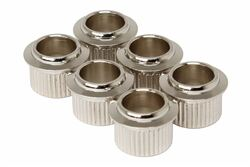 9.2mm diameter Conversion Bushings - Nickel