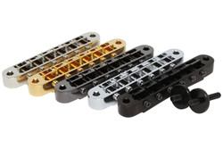 Gotoh GE103B Guitar Nashville Bridge with M4 threaded posts