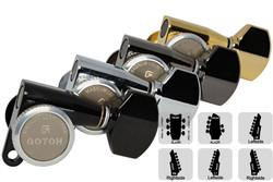 GOTOH SG360-07-MGT Locking Tuning Machine w/ Small Knobs - Pre-Configured Sets