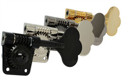 GOTOH GB528 Res-o-lite Bass Tuning Machines  Tuners - Sold Individually