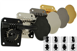 GOTOH GB10 Bass Tuning Machines Tuners - Preconfigured Sets