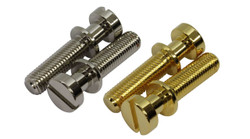Vintage Length Steel Tailpiece Mounting Studs Posts for Gibson guitars