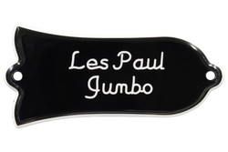 "Engraved ""Les Paul Jumbo"" Truss Rod Cover for Gibson Guitars"