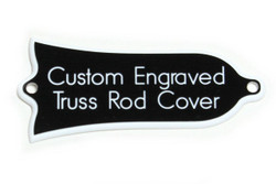 Custom Engraved Truss Rod Cover for Gibson Historics, Reissues, Vintage, etc.