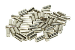 Humbucker Nickel Plated Steel Pole Slugs for pickup makers 60 pieces
