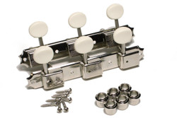GOTOH 3SD-05MA 3 on a plate vintage tuning machine
