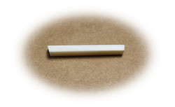 Preshaped bone nut for Martin acoustic guitars.  Unslotted.