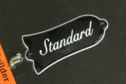Genuine Gibson® Truss Rod Cover Standard script
